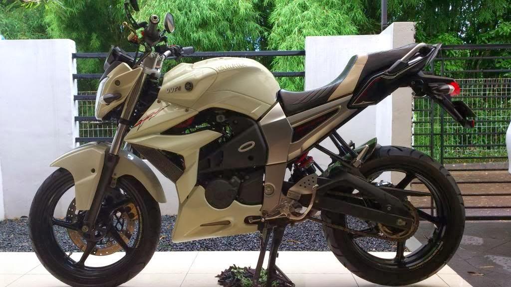modifikasi sepeda motor byson terpopuler